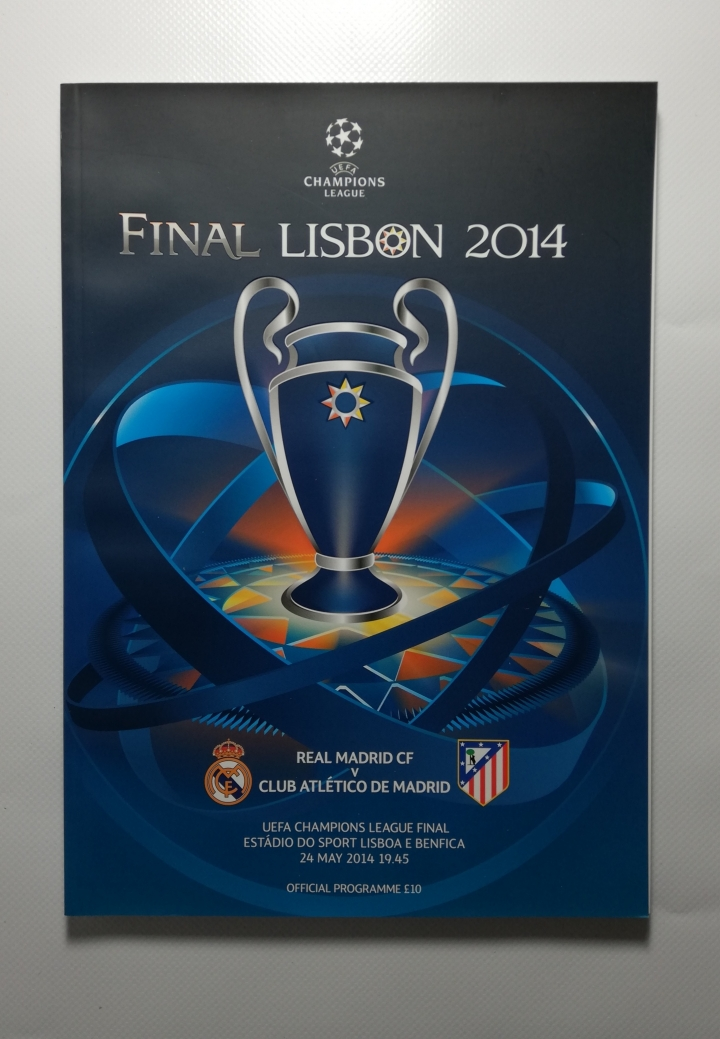 2014 Champions League Final Real Madrid vs Athletico Madrid