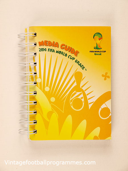 2014 FIFA World Cup Brazil Media Guide