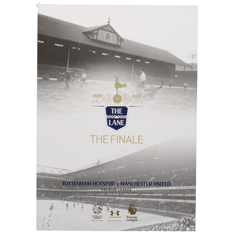2016-17 Tottenham Hotspur vs Manchester United Final Match at White Hart Lane