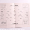 1950 F.A Cup Semi Final Everton vs Liverpool Programme football programme