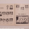 1966 European Cup 'Real Madrid vs Partizan Belgrade' Programme football programme