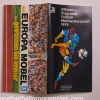 1974 World Cup Programme, Tournament Brochure football programme
