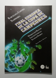 1992 European Cup Final Barcelona vs Sampdoria Spanish Edition Programme