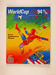 1994 World Cup Commemorative Programme- U.S Edition