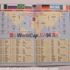 1994 World Cup USA Knock Out Stage Programme football programme