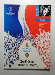 2000 Champions League Final Real Madrid vs Valencia