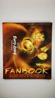 2004 European Championships tourament brochure and pocket guide
