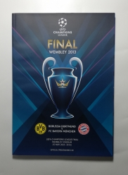 2013 Champions League Final Borussia Dortmund vs Bayern Munich