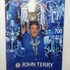 2016-17 Chelsea vs Sunderland with John Terry last game supplement football programme