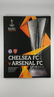 2019 Europa League Final Chelsea vs Arsenal